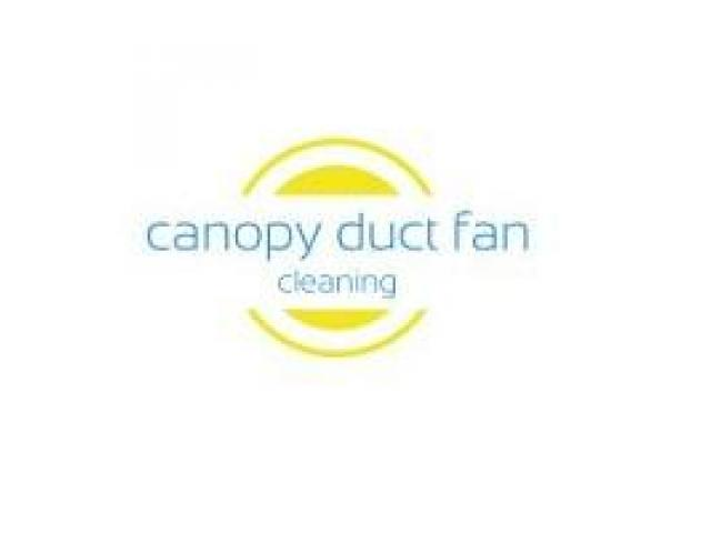 Canopy Duct Fan Cleaning - 1/1