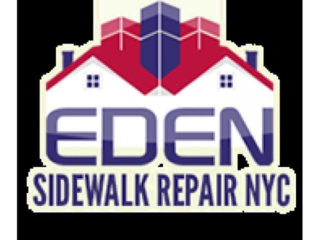 Eden Sidewalk Repair NYC - 1/1