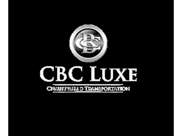 CBC Luxe Chauffeured Transportation - 1/1