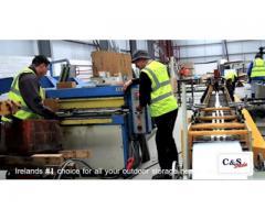 Candssheds - Manufacturer of Garden Sheds in Ireland