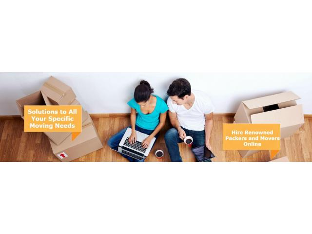 Employ Skilled Mumbai Packers and Movers Agencies for Simple Movement - 1/1