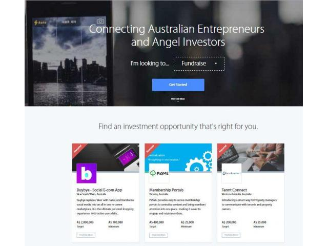Global Investment Network here to provide funding service in Australia. - 1/3