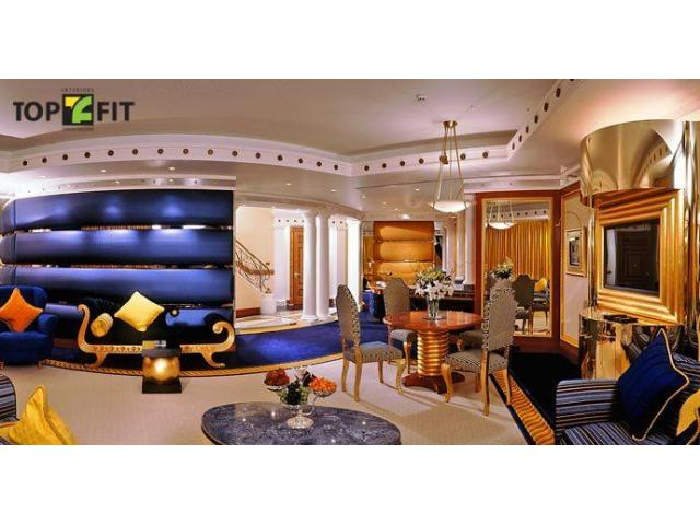 High End Luxury Interior Designers in UAE - 1/4
