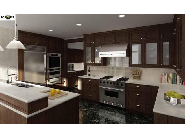 Kitchen design services at dubai for Kitchen design dubai