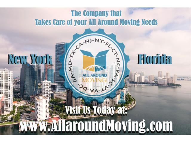 マイアミのローカル、長距離、商業、および国際的な引っ越しサービス - 1/2