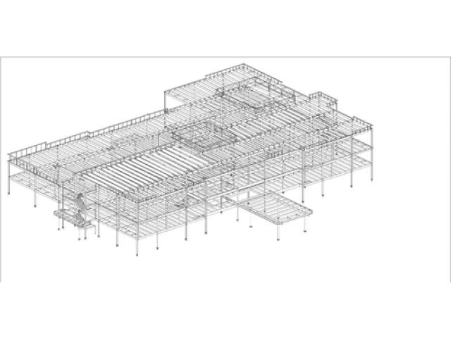 Detailed Shop Drawing Services at Affordable Cost - 1/1