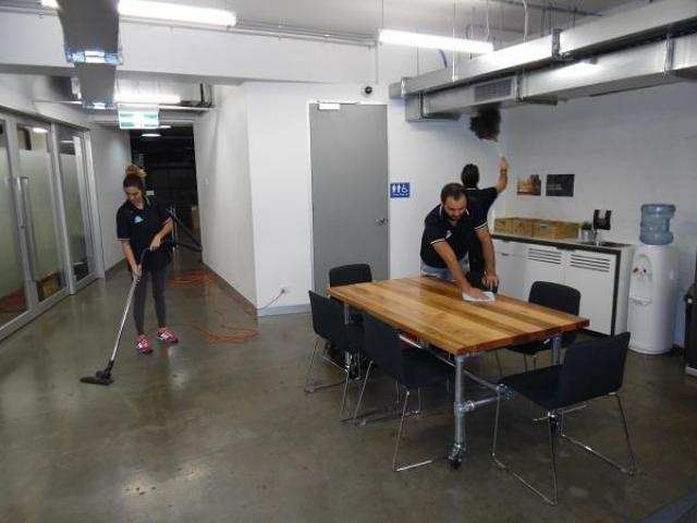 Office cleaning is a service well sought in a lot of places. - 1/1