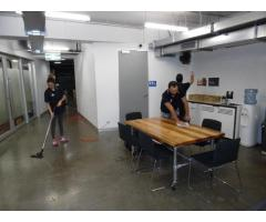 Office cleaning is a service well sought in a lot of places.