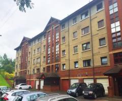 2 bed flat for sale in glasgow, lanarkshire