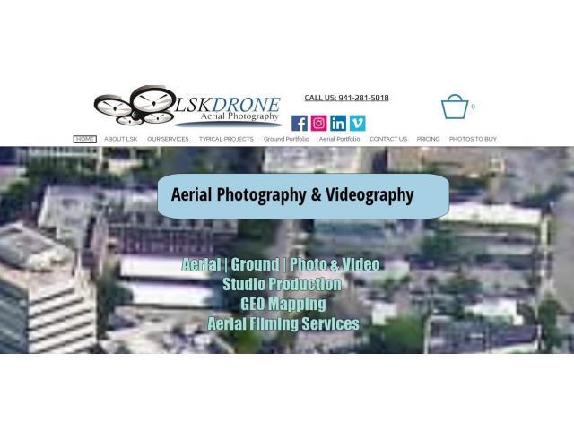 Fotografia criativa drone Sarasota FL - 1/1