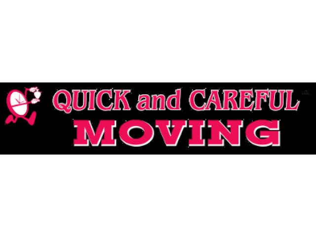 Quick and Careful Moving - 1/1